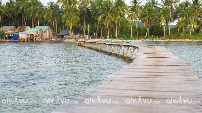 Tham quan Mũi Gành Dầu - Phú Quốc