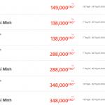 Hành trình bay giá rẻ của Jetstar