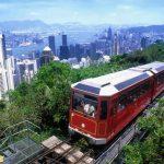 Đi Peak Tram lên đinh núi The Peak ngắm cảnh Hongkong