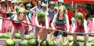 Lễ hội dưa hấu diễn ra tại Úc