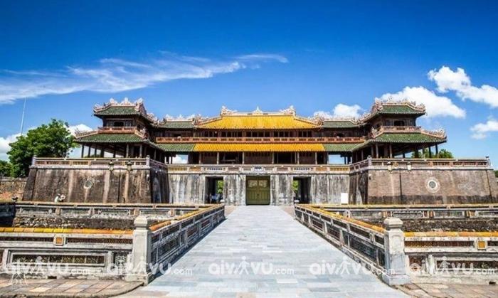 Đại Nội Huế di sản văn hóa thế giới được UNESCO công nhận