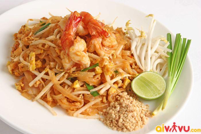 Pad Thái một trong những món ăn hấp dẫn