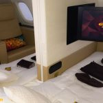 Etihad Airways khoang hạng nhất được thiết kế như một phi cơ riêng
