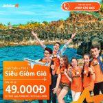 Jetstar giá vé một chiều từ 49.000 VNĐ