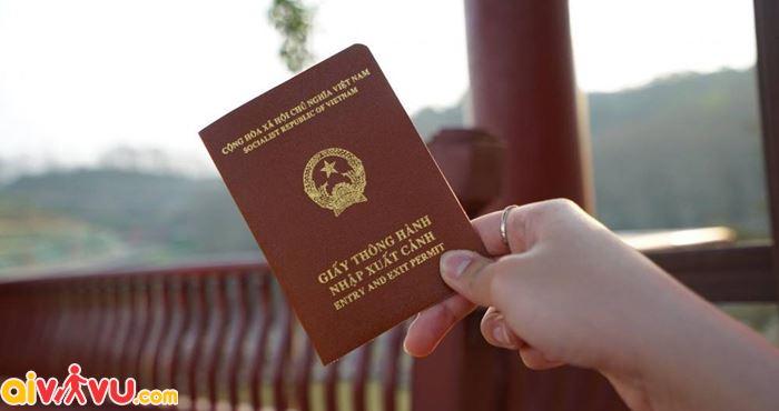 Thông báo đến cảnh sát địa phương nếu bị mất cắp hộ chiếu