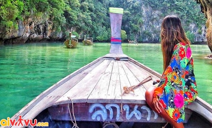 Du lịch biển Thái Lan