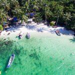 Hòn Bảy Cạnh là đảo lớn thứ 2 tại Côn Đảo