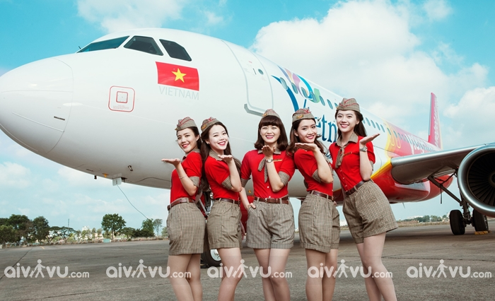 Vé máy bay đi Đà Nẵng Vietjet Air