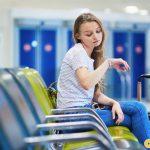 Thời gian quá cảnh dài hoặc chuyến bay bị hoãn