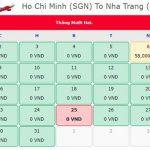 Hồ Chí Minh đi Nha Trang với vé máy bay 0 đồng