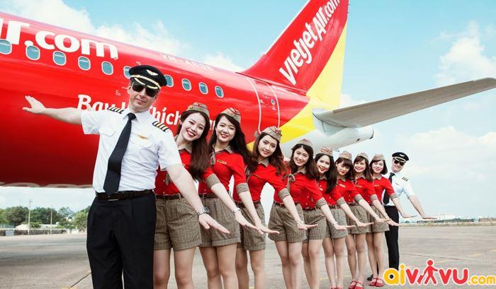 Vietjet Air gặp sự cố tại đường bay Buôn Ma Thuột