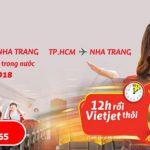 Bay nội địa cùng Vietjet Air với 2.000.000 vé 0 đồng