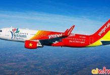 Vietjet Air điều chỉnh phí dịch vụ hệ thống ngưng thu phí tiện ích thanh toán