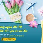 Vietnam Airlines giảm 15% giá vé nội địa hạng ghế phổ thông