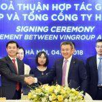 Vietnam Airlines và Vingroup hợp tác cùng phát triển