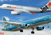 Vietnam Airlines và Jetstar Pacific được xếp hạng 7/7 sao về độ an toàn