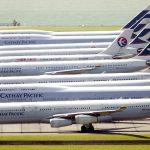 Đội bay của Cathay Pacific