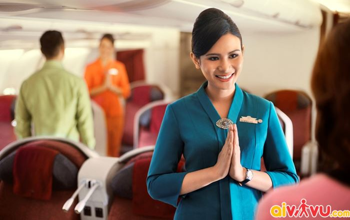 Hạng ghế ghế của Garuda Indonesia
