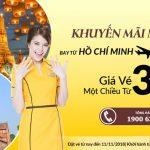 Bay cùng Nok Air chỉ 33 USD