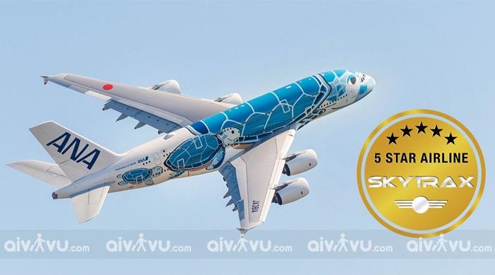 Thành tựu nổi bật của All Nippon Airways