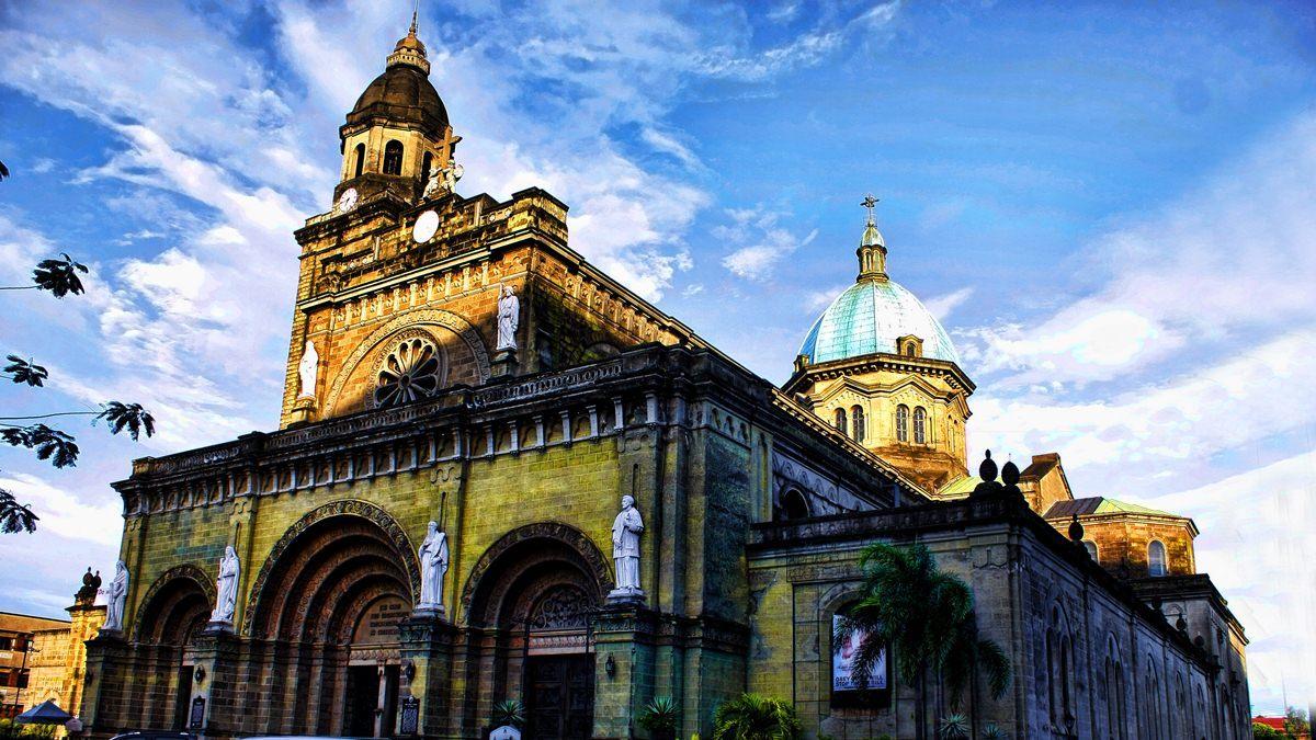 Du lịch thủ đô Manila