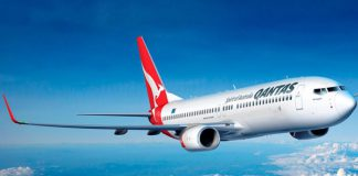 Hãng hàng không Qantas – Qantas QF