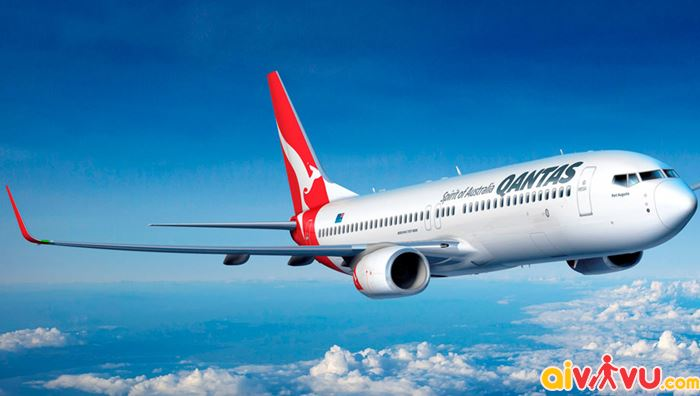 Qantas Airways luôn được đánh giá cao về chất lượng phục vụ