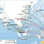Mạng lưới đường bay Dragon Air