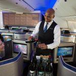Hạng ghế thương gia của United Airlines