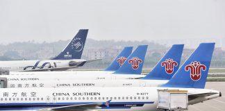 Biểu tượng của China Southern Airlines