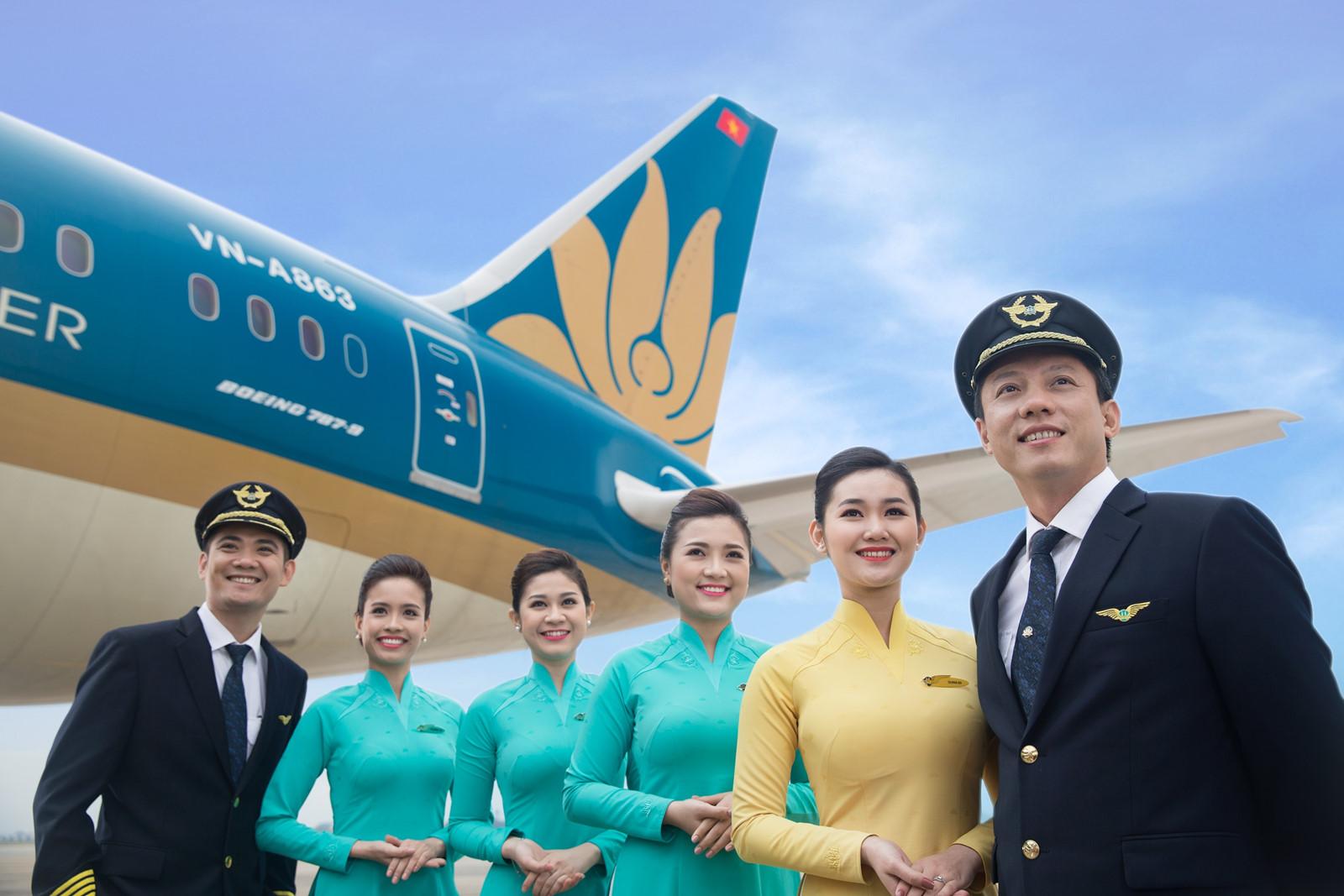 Đội bay của Vietnam Airlines