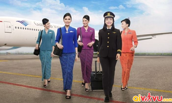 Đội bay của Garuda Indonesia