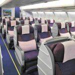 Hạng ghế thương gia của China Airlines