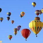 Lễ hội Khinh khí cầu rực rỡ sắc màu