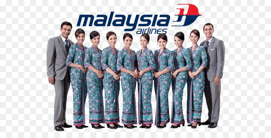 Tiếp viên của Malaysia Airlines và Logo của hãng