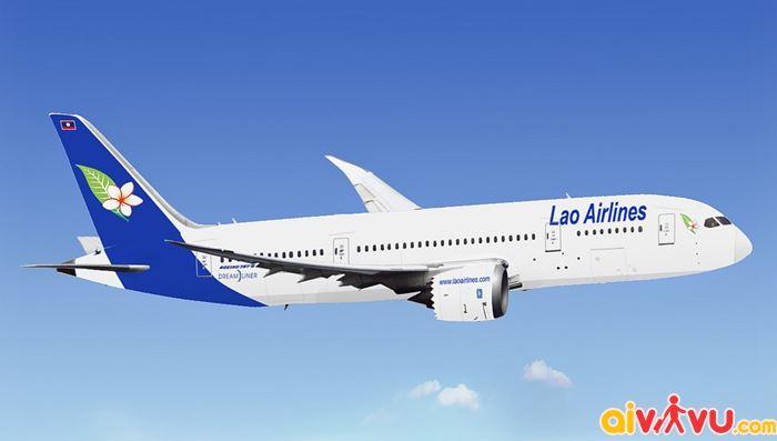 Mạng lưới và đường bay Lao Airlines