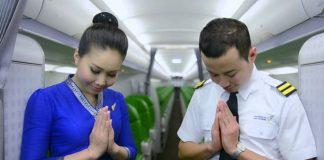 Trải nghiệm dịch vụ Lao Airlines