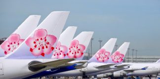 Logo của China Airlines