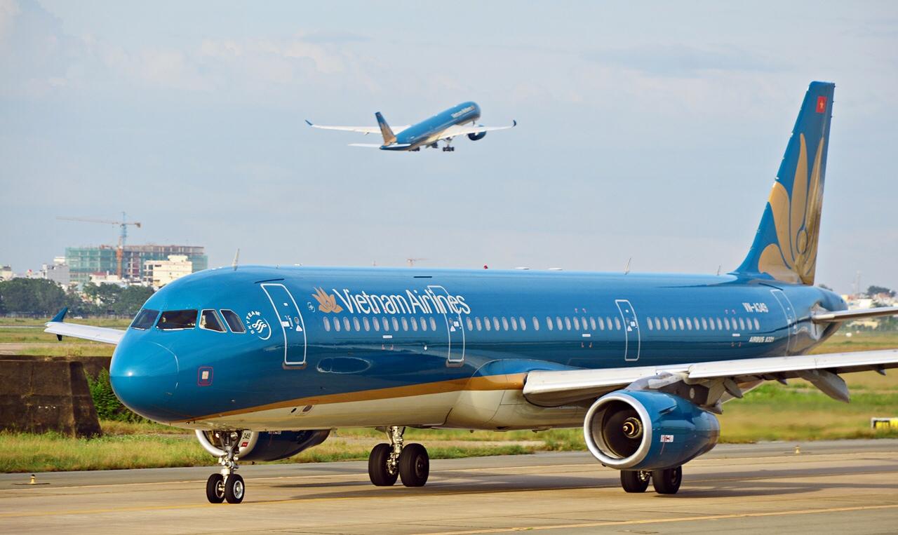 Tàu bay của Vietnam Airlines