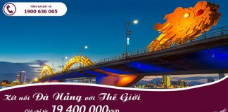 Tận hưởng giá vé chỉ 19.400.000 VNĐ