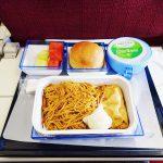 Suất ăn trên máy bay của Hongkong Airlines