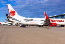 Tàu bay Boeing 737-900 của Malindo Air