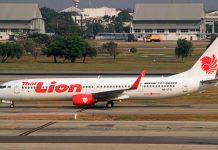 Boeing 737 của Thai Lion Air