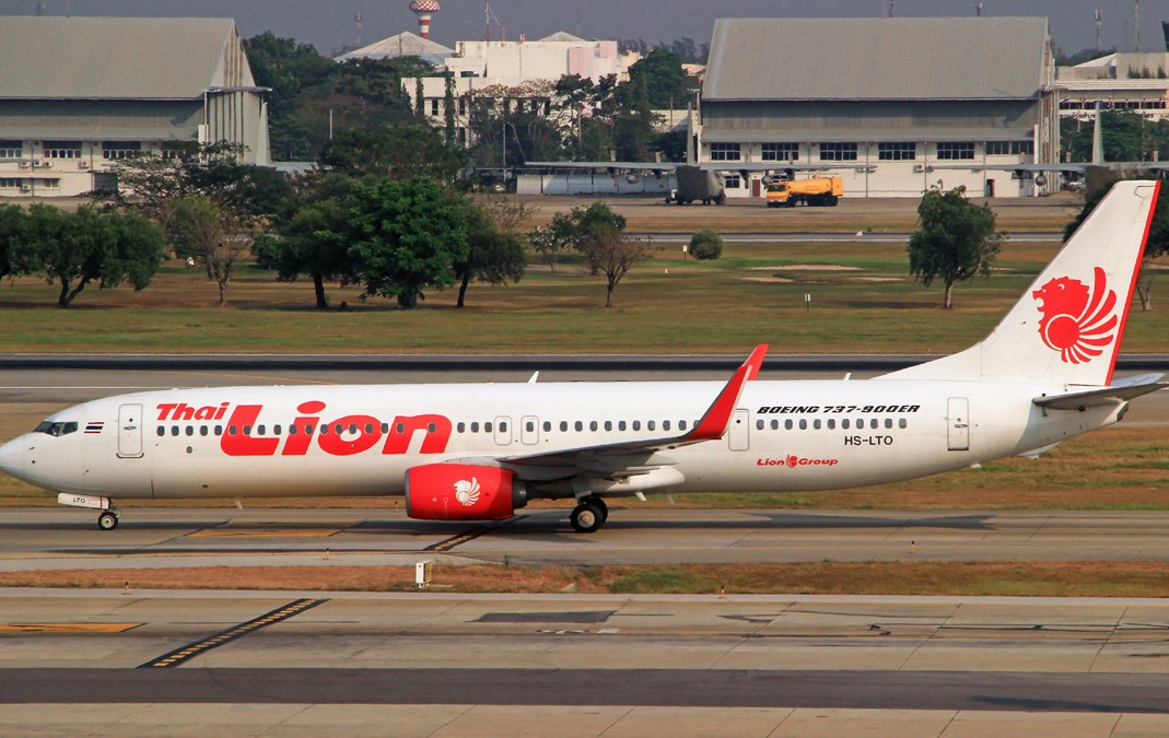 Boeing 737 của Thai Lion Air