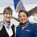 Tiếp viên của United Airlines
