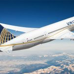 Máy bay của United Airlines