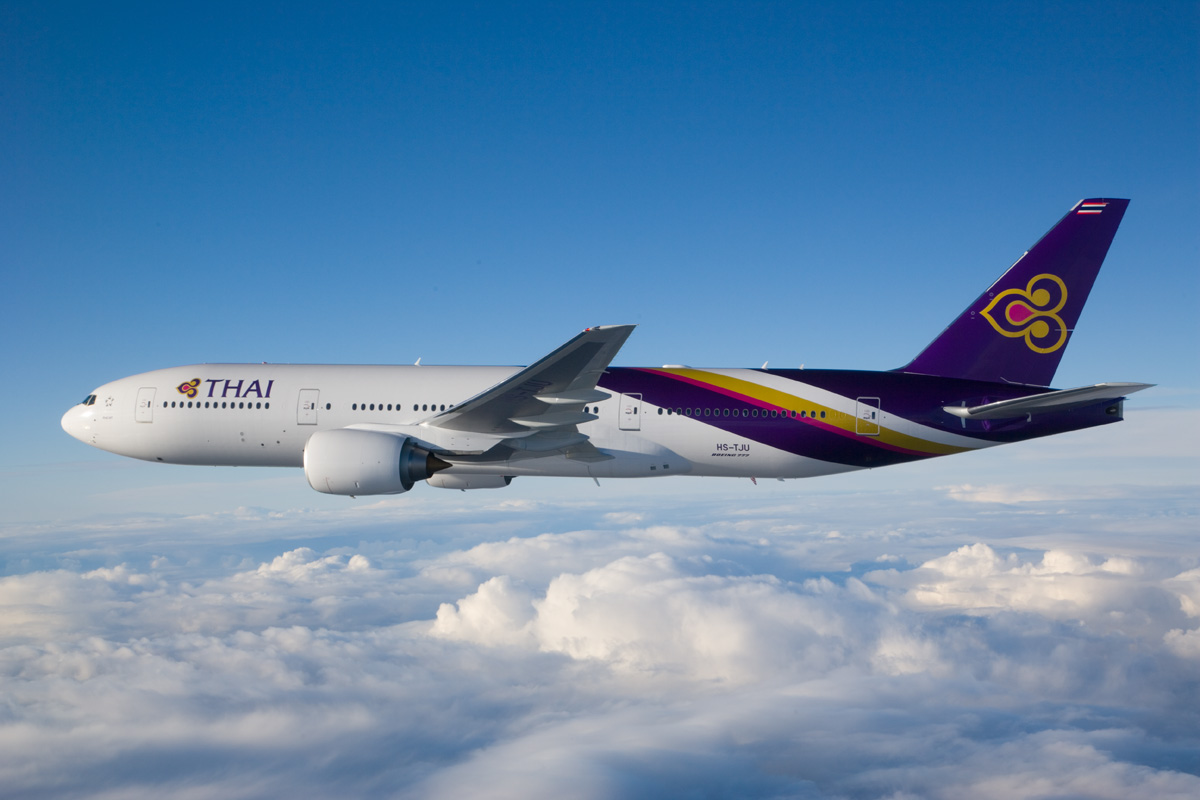 Logo của Thai Airway
