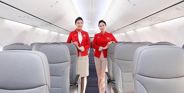 Khoang ghế Phổ thông của T'wtay Air