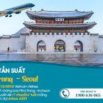 Tăng tần suất chuyến bay Nha Trang – Seoul lên 7 chuyến