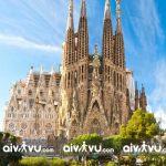 Nhà thờ La Sagrada Familia